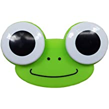 Portalentillas – Vaso para lentillas – Lentillas mensuales – Lentes blandas y duras – Animales (