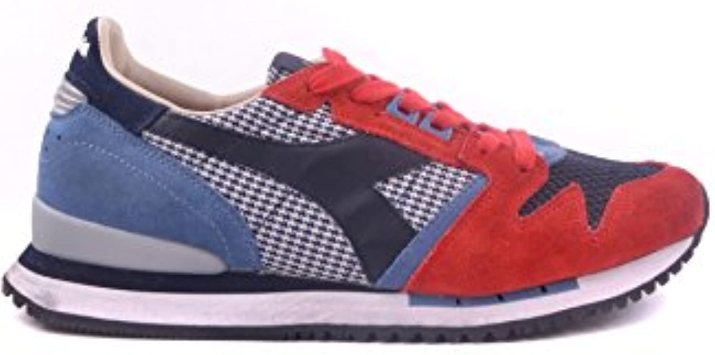 Diadora Heritage Herren MCBI094008O Multicolour Wildleder Sneakers