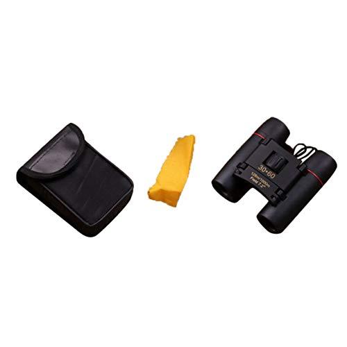 Prismáticos pequeños Plegables Mini prismáticos