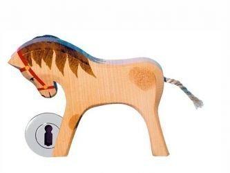 Türgriff Pferd (Pferd Türknauf)