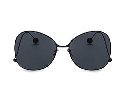 MYLL Fräulein Han Ban Sonnenbrillen Kugelstern Mit Metallrahmen-Sonnenbrille Brille Beschichtet Männer Und Frauen 100% UV400 Schutz
