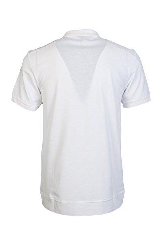 Versace Herren Poloshirt Weiß Weiß Weiß - Weiß