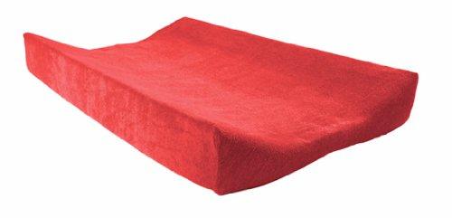 Jollein 550_0031 Wickelkissenüberzug, 50 x 70 cm, rot