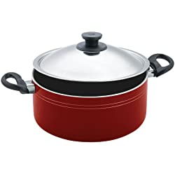 Pigeon Non-Stick Biriyani Pot with Lid, 8.5 Litres