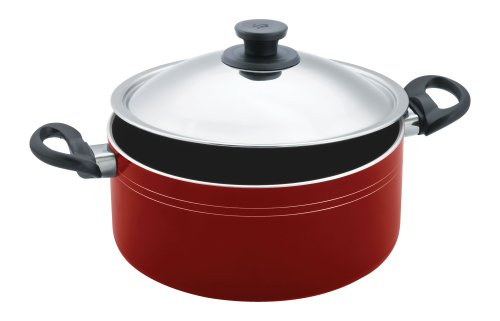 Pigeon Non-Stick Biriyani Pot with Lid, 5 Litres