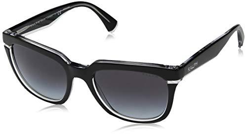 Ralph Lauren Ralph by Damen 0RA5237 169511 53 Sonnenbrille, Black Crystal/Greygradient