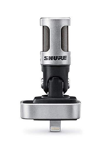 Imagen de Micrófonos de Condensador Shure por menos de 150 euros.