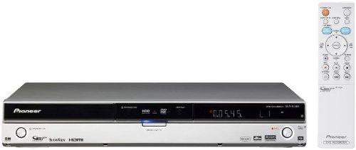 160gb Festplatte Dvr (Pioneer DVR 545 H DVD- und Festplattenrekorder 160 GB (Upscaling 1080i, HDMI) Silber)