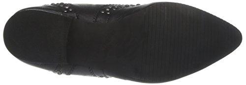 Pepe Jeans Redford Studs Damen Sneaker Schwarz (Noir (999 Black))