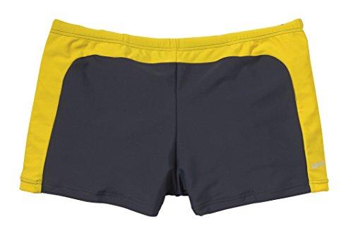 Beco Herren Badehose Basics Gelb