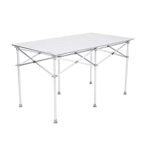 WW-outdoor product Klapptisch Tragbare Camping Aluminium Tisch im Freien Picknick/BBQ/Garten Party/Auto Boot Selbstfahrer Tour