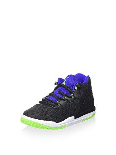 Nike - 844704-025, Scarpe sportive Bambino Nero/Blu
