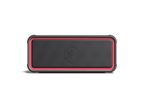 rygh-Altavoz portátil Bluetooth Jumbo-Waterproof- 11H de autonomía en Marche- Sonido Claro y équilibré- 2x 10W-Función Powerbank-Alcance 10m