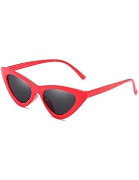cbefb7d5a0 hibote Retro Cat Eye Sunglasses   Patrón de la moda, Compras Moda ...