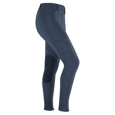 Irideon Cadence Cargo Hose-Kinder Knie Patch-Größe: Large Farbe: Schwarz - Irideon Riding Hose