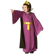 Princesas Disney - Disfraz Reina Malvada Blancanieves infantil, M (Rubies Spain 884848-M)
