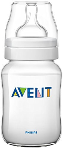 Philips Avent Classic + Feeding Bottle SCF563/17 (260ml/9oz) 31 P8qbv 2BfL