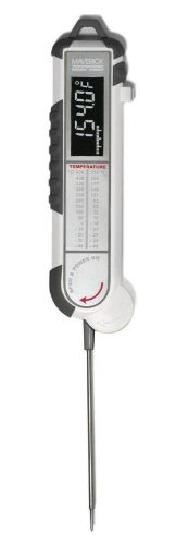 Maverick PT-100 Professionelles Thermoelement/Thermometer, Weiß
