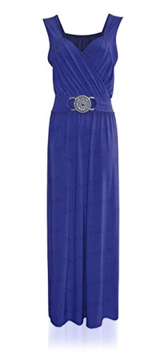RIDDLEDWITHSTYLE - Robe - Femme * taille unique Bleu Marine