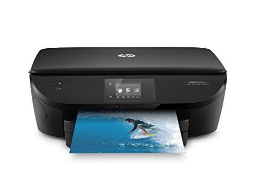 HP Envy 5642 Imprimante Multifonction Jet d'Encre Couleur WiFi - Éligible au...