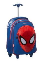 Samsonite Marvel Wonder Child's 2 Wheeled Backpack - Medium