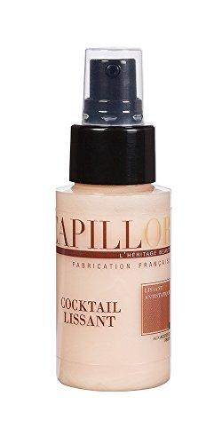 Cocktail lissant - Sérum cheveux professionnel hydratant à la Caroube, aux acides de fruits et à l'huile de jojoba