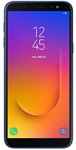 (CERTIFIED REFURBISHED) Samsung Galaxy J6 (Blue, 32GB) with Offer