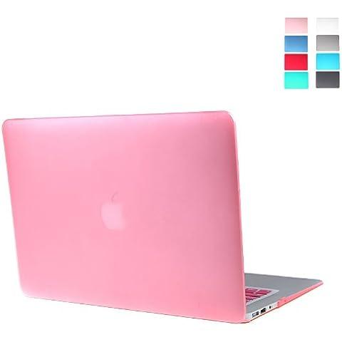KKmoon Funda Dura Carcasa de PC Piel Protector de Revestimiento Mate Duro para MacBook Air 11