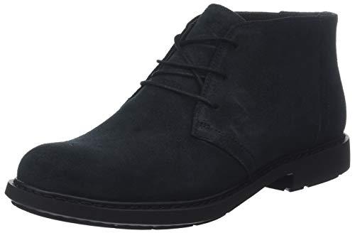 Camper Neuman, Zapatos de cordones Oxford para Hombre, Negro Black 001, 43 EU