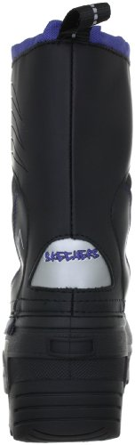 Skechers BRUMAL - MICAH 96055L Jungen Stiefel Schwarz (Bkry)