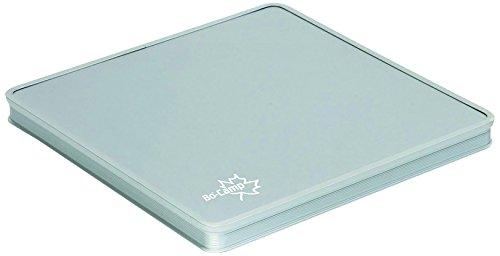 Preisvergleich Produktbild Bo-Camp Faltbarer Tisch Grau 40x 40x 3cm