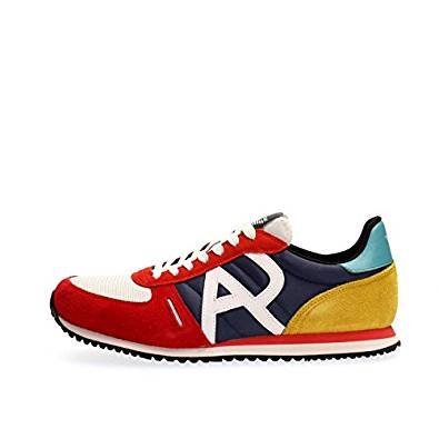 Armani Jeans 9350277p420, Sneakers basses homme Multicolore