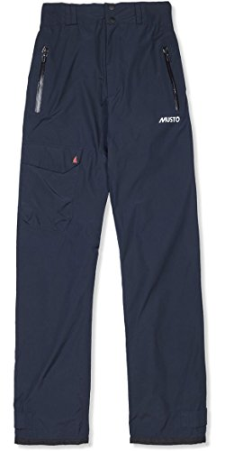 2017 Musto Solent Gore-Tex Hi-Back Trousers TRUE NAVY SL0100 Sizes- - Small
