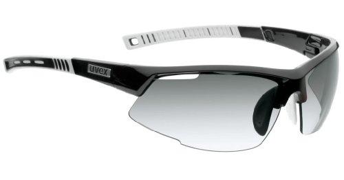 Uvex Sportsonnenbrille Radical Pro Black, One Size