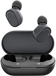 SoundPEATS Truedot True Wireless Earbuds with Smart Touch Control 5.0 Bluetooth Headphones HD Stereo Sound, Sp