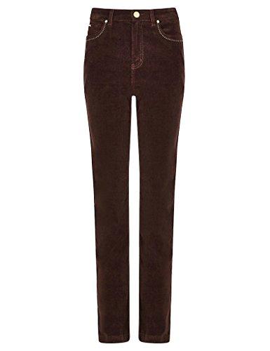 marks-and-spencer-pantaloni-donna-marrone-chocolate