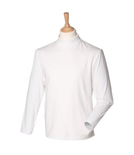 Henbury - Sweat-shirt -  Homme Blanc