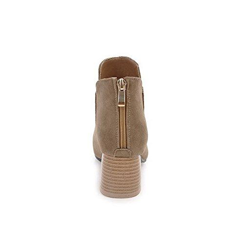 BalaMasa Abl10456, Sandales Compensées femme Camel