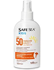 SAFE SEA Spray solar anti-medusas KIDS SPF50 100ml