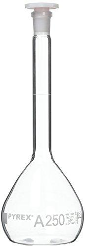 scilabware-090055-fiole-jaugee-250-ml-classe-a-usp-en-verre-pyrex
