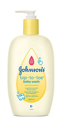 Johnson's Top to Toe Baby wash (500ml)
