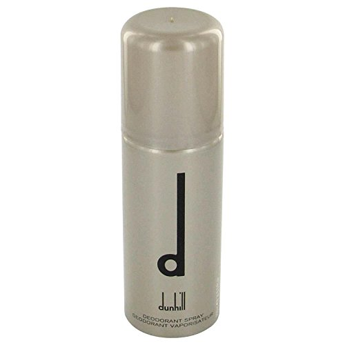 Dunhill D by Alfred Dunhill for Men 150 ml 5.1 oz Deodorant Spray - Alfred Dunhill Deodorant Spray