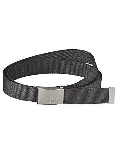 Jack Wolfskin Gürtel WEBBING BELT WIDE dark steel ONE SIZE
