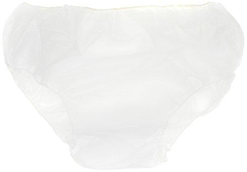 Premier 2525 Unisex Briefs White Medium (Pack of 100)
