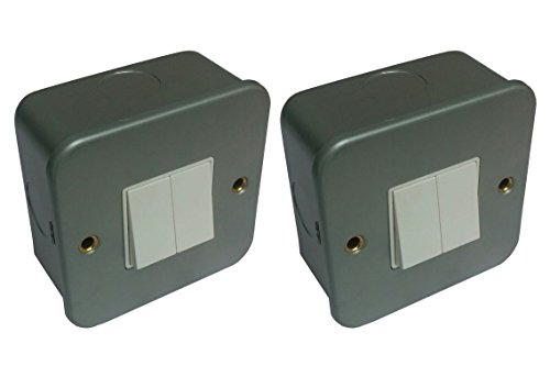 2-x-tuffmaster-10-amp-2-gang-2-voies-interrupteur-metalclad