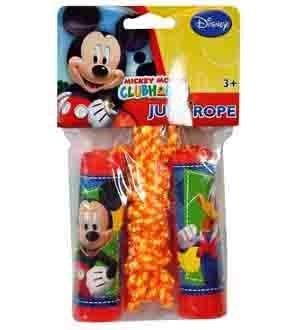 Mickey Opp Jump Rope (7 Piece/Pack) 27725 Mic