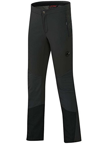 Mammut Damen Softshell Skitouren-Hose Base Jump Advanced (Skihose Base)