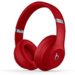 Beats Studio3 Casque sans Fil Rouge
