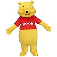 Winnie The Pooh Bear - Disfraz de Mascota para adulto
