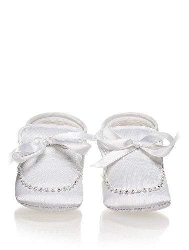 Sevva , Chaussures souple pour bébé (garçon) Blanc